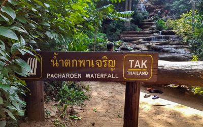 Pha Charoen Waterfall