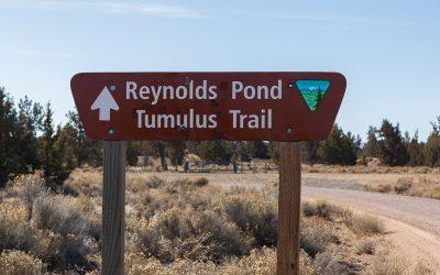 Boondocking Reynolds Pond Oregon