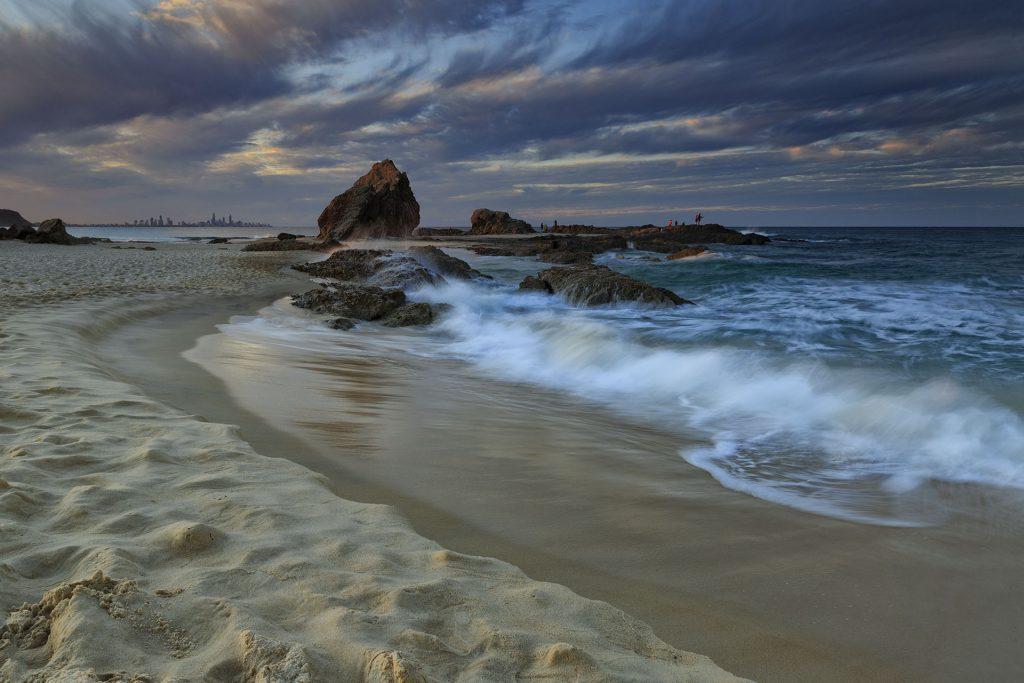 Currumbin Rock Queenlsand Australia