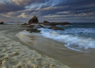 Currumbin Rock Queenlsand Australia
