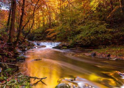 great smoky mountains creek travel is sweet