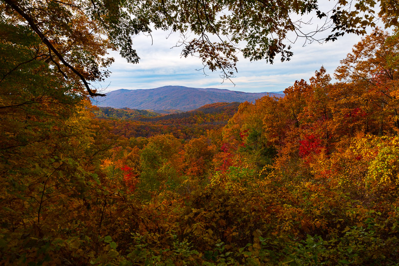 great smoky mountains lookout travel is sweet