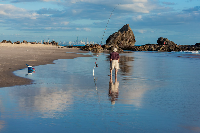 currumbin rock fisherman travel is sweet