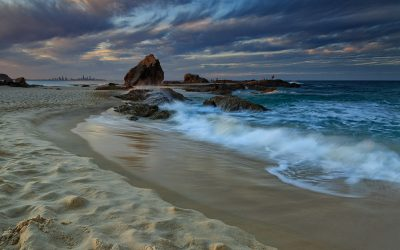Currumbin Rock