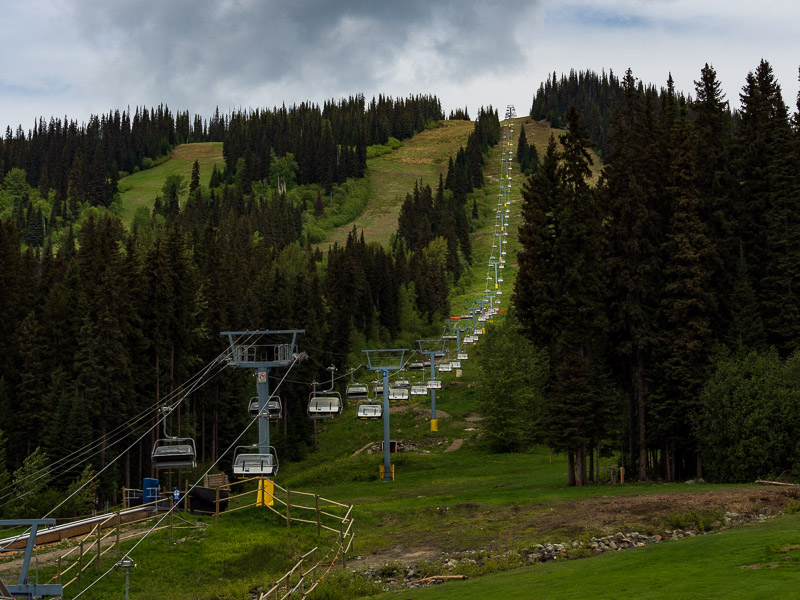 sandman inn blue river sun peaks chair lift travel is sweet