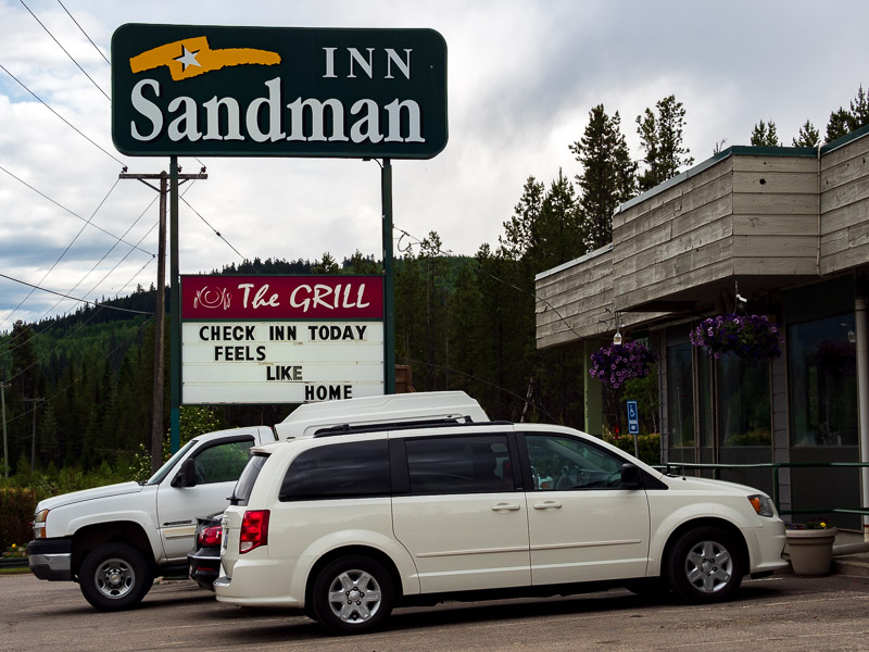sandman inn blue river the grill travel is sweet