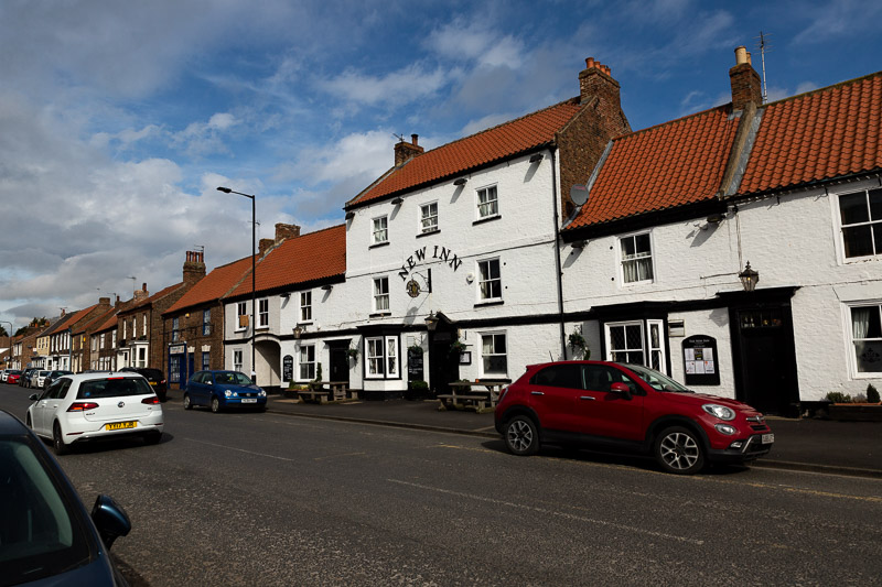 house sitting easingwold the new inn travel is sweet