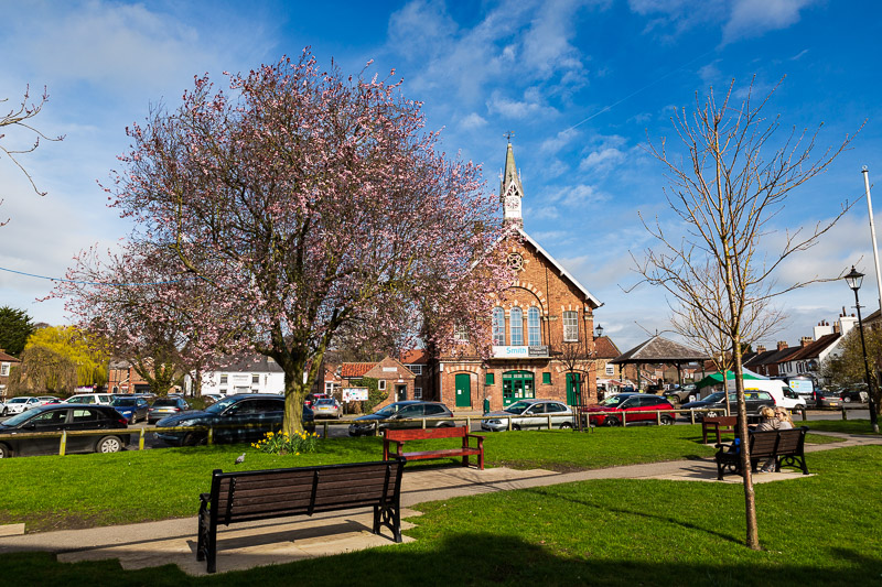 house sitting easingwold village square travel is sweet