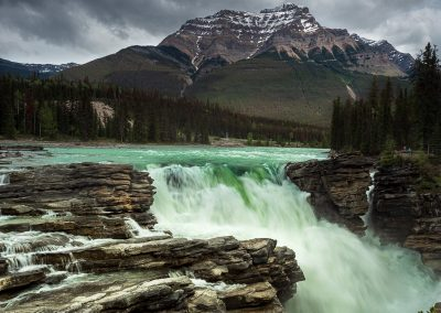 top 10 destinations athabasca falls travel is sweet