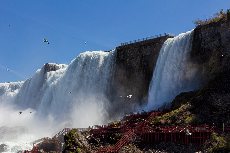 top 10 destinations Bridal Veil & American Falls travel is sweet