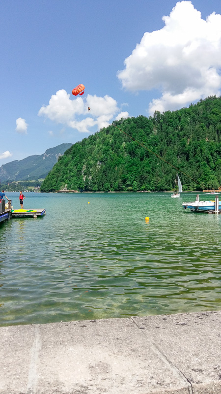 strobl lake view travel is sweet