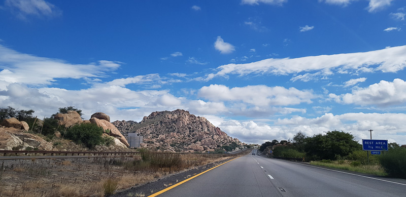tucson to deming dragoon rocks travel is sweet