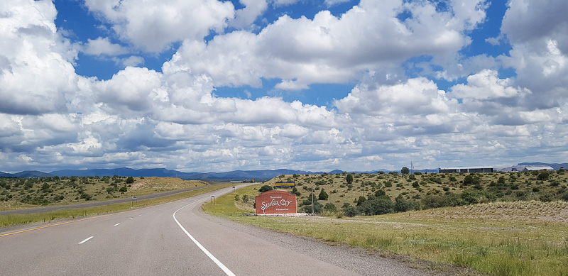 tucson to deming silver city sign travel is sweet