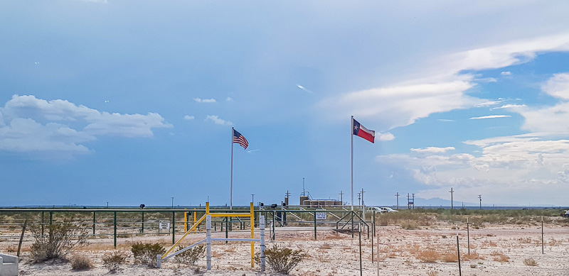 roswell to fort stockton oil fields travel is sweet