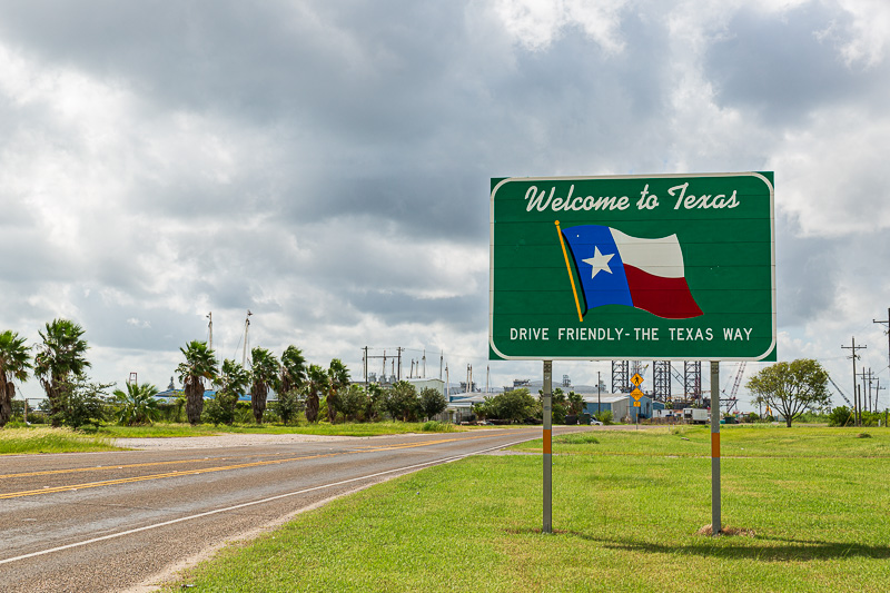 fort stockton to austin texas sign travel is sweet