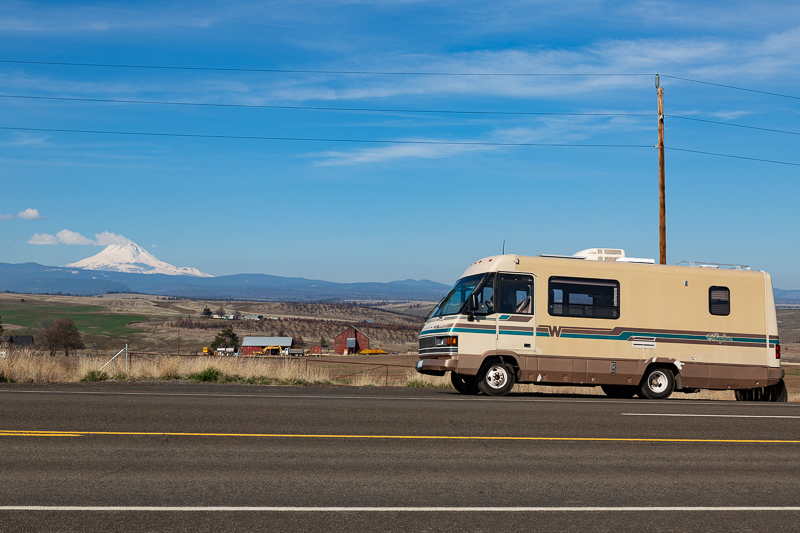 cup cake boondocking in the us