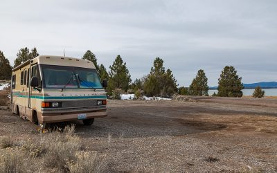 Boondocking Eagle Lake California