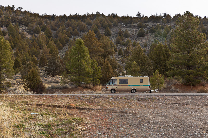 boondocking eagle lake california cup cake
