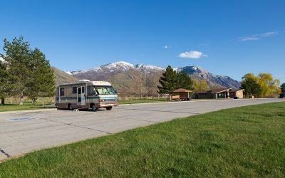 Boondocking Perry Rest Stop
