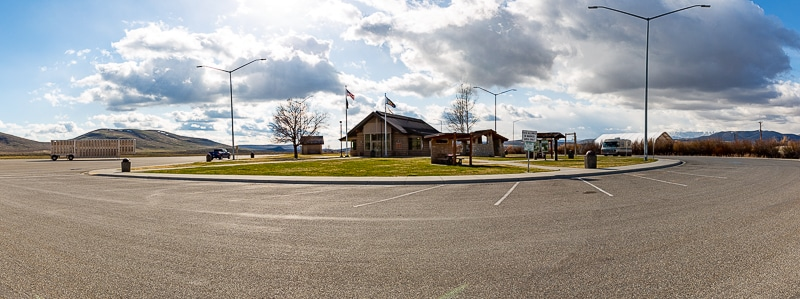 boondocking timmerman junction panorama